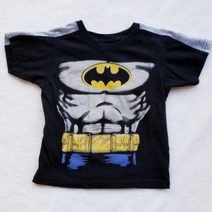 BATMAN Body T Shirt